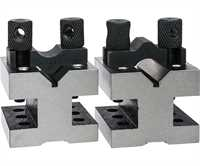 Vee Block and Clamp Set 35x35x30mm