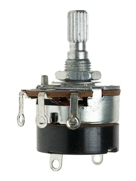 C1-112A Potentiometer with Switch