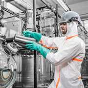 uvex Safety Gloves - Chemical Protection