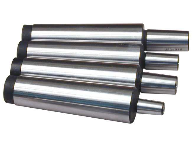 MT3 Drill Chuck Arbors with Drawbar Thread