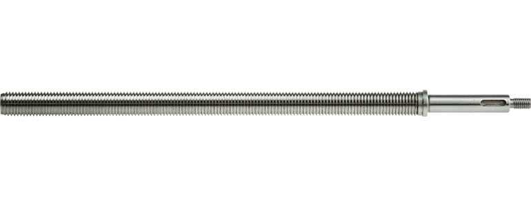 SX2.7L.4-26 Y-Axis Leadscrew - Metric