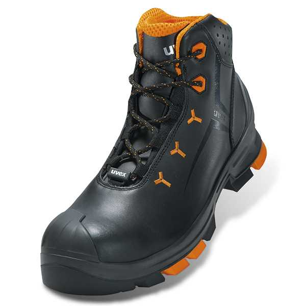 uvex 2 S3 SRC Lace-Up Boot