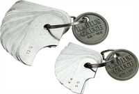 Key Ring Radius Gauge Sets: 5.5mm-13mm