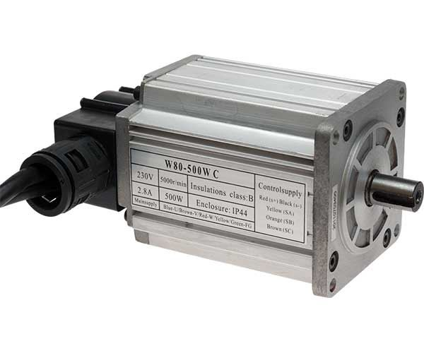 SX2LF-132 Brushless DC Motor