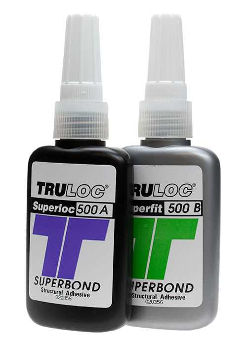 TRULOC Superbond 500 Structural Acrylic Adhesive