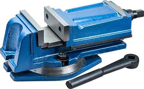 Radial Milling Vice 100mm