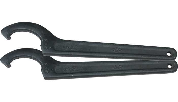 C3 C Spanner Set (for spindle C-nuts)