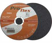 "Proflex 1mm Extra Thin INOX Flat Cutting Discs - ø125mm (5"")"