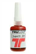 Truloc Superfit 231 High Strength Retainer (Shafts) 10ml