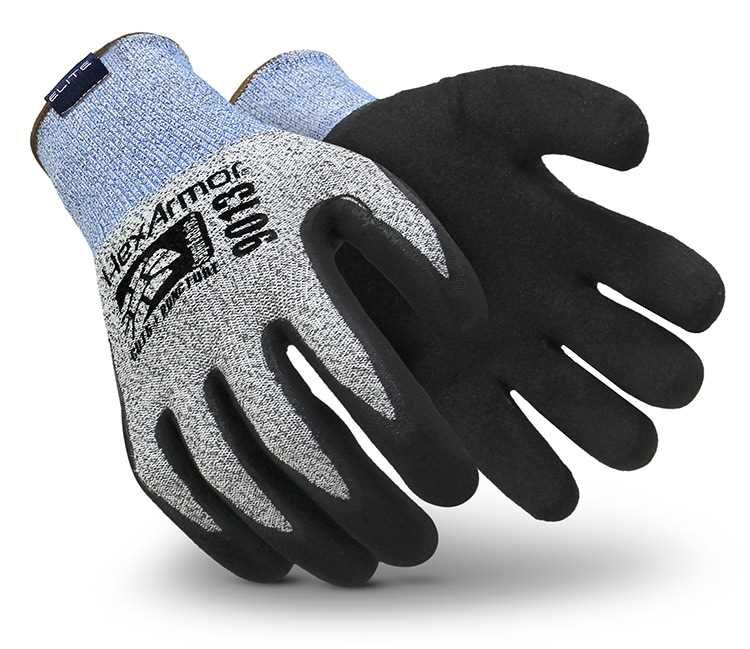 HexArmor 9013 Knitted Coated 9000 Series Gloves