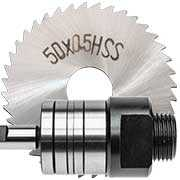SX3 Slitting Saws and Arbors