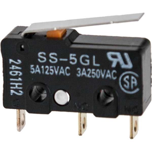SX3-267 Chuck Guard Microswitch