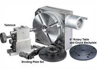"6"" Rotary Table Set"