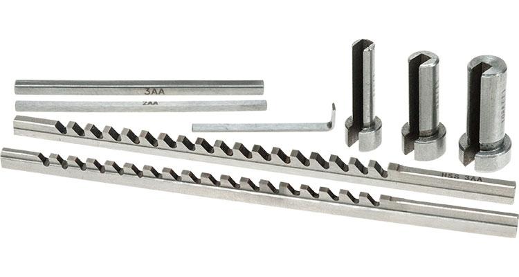 Optional Metric Keyway Broach ISO P9 5mm Size