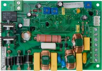 C1-117B Main Control Board XMT2315/230v OLD