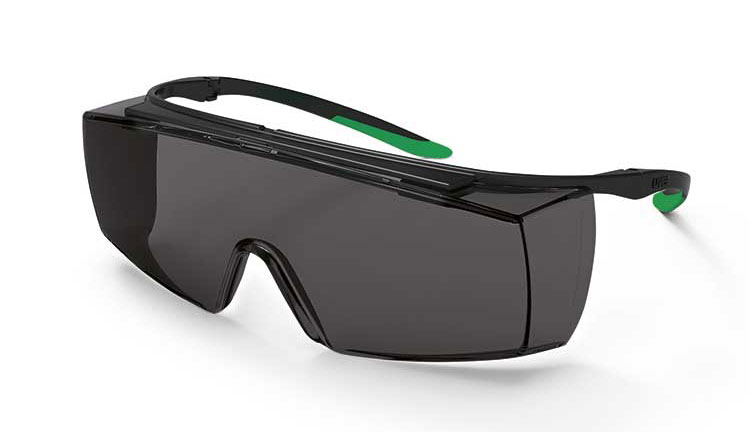 uvex super f OTG Welding Safety Eyewear - Eye protection which makes a difference