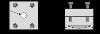 C3 Rocker Tool Post Drawing